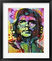 Framed Che Guevara