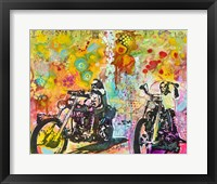 Framed Easy Rider