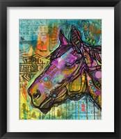Framed Horsepower