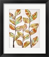 Framed Foliage 1