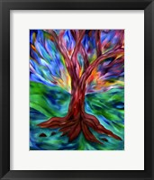 Framed Chromatic Tree