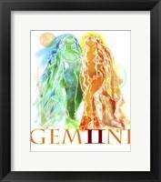 Framed Gemini