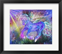 Framed Magical Horse
