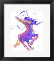 Framed Sagittarius