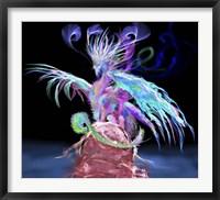 Framed Seraphim Dragon