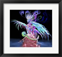 Framed Seraphim Dragon