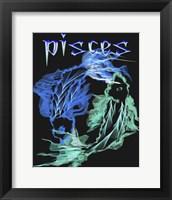 Framed Pisces 2