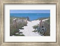 Framed Beach Bike