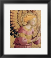 Framed Archangel Gabriel