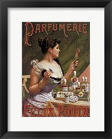 Framed Parfumerie Felix Potin
