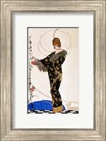 Framed Deco Fashion 22a