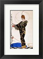 Framed Deco Fashion 22a