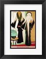 Framed Deco Fashion 1932