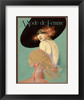 Framed Mode de Femme