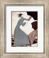 Framed Fashion Women 1921