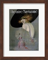 Framed Theatre Magazine October 1920