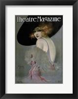 Framed Theatre Magazine October 1920