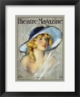 Framed Theatre Magazine June 1920