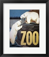 Framed Zoo