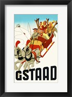 Framed Gstaad