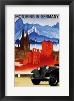 Framed Motoring in Germany