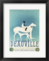 Framed Deauville