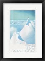 Framed L'alpe D'Huez