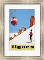 Framed Tignes