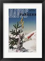 Framed Davos Parsenn