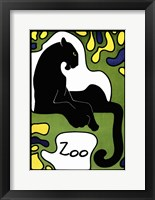 Framed Zoo 1