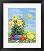 Framed Easter Time