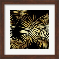Framed Palmes d'Or Noir
