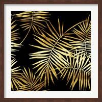 Framed Palmes d'Or Noir