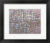 Framed Composition No. II