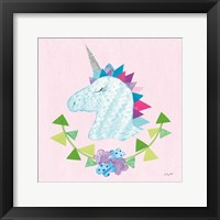 Framed Unicorn Power IV