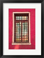 Framed Windows of Burano III