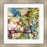 Framed Abstract