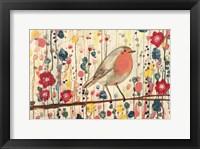 Framed Je Ne Suis Pas Qu'un Oiseau
