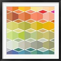 Framed Flanneur (Square)