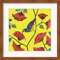 Framed Bohobird
