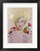 Framed Camille