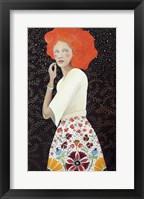 Framed Isadora