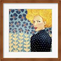 Framed Lucie