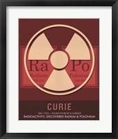 Framed Curie