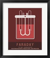 Framed Faraday