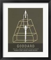 Framed Goddard