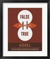 Framed Godel