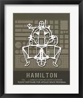Framed Hamilton