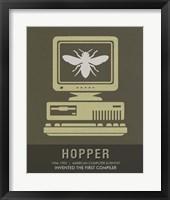 Framed Hopper