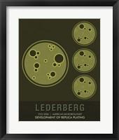 Framed Lederberg